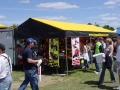 Motorsports Vendor Display Awnings