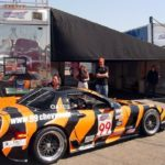 Tiger Racing, Tom Oates Corvette