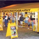 Gaines Sports Photography Custom Canopy