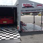 custom racing awning